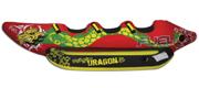 Dragon 3 personers bananbåd