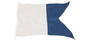 Signalflag (dykkerflag A)
