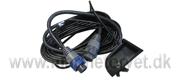Farttransducer til Lowrance HDS / LCX / LMS