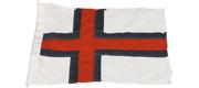 Flag til Færøerne 50 cm