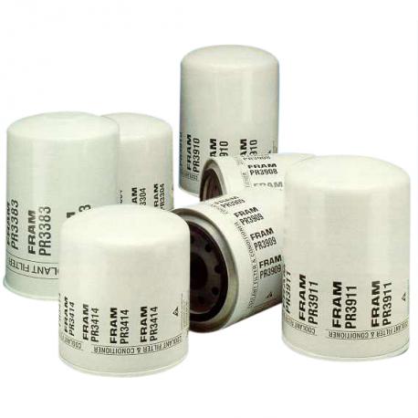 FRAM oliefilter indsats. CH836PL1
