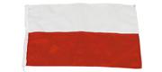 Gæste flag Polen 20x30 cm