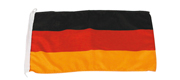 Gæste flag Tyskland 20x30 cm