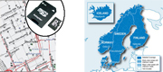 Mapsource City Navigator Nordic (SD-kort)