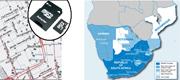 Mapsource City Navigator Sydafrika