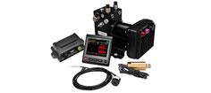 Garmin Reactor 40 autopilot Smartpump og GHC 20