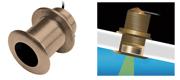 Garmin 8-pin CHIRP transducer 0-7° tilt gennembor