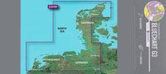 Bluechart G3 HXEU019R Jylland til Holland
