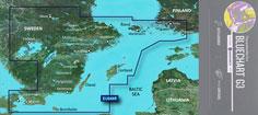 Bluechart G3 HXEU046R Sverige Syd