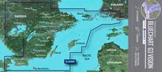 BlueChart G3 Vision VEU046R, Østersøen