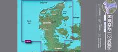 BlueChart G3 Vision VEU474S, Jylland og Fyn