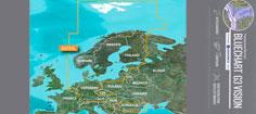 BlueChart G3 Vision VEU721L Nord Europa