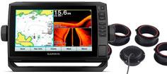 Garmin echoMAP Plus 92sv med GT15-IH transducer