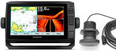 Garmin echoMAP Plus 92sv  med P319 transducer