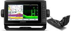 Garmin echoMAP UHD 72xx med GTXXUHD-TM transducer
