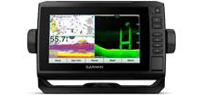 Garmin echoMAP UHD 72cv uden transducer
