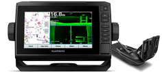 Garmin echoMAP UHD 72sv med GT54UHD-TM transducer