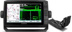Garmin echoMAP UHD 92sv med GT54UHD-TM transducer
