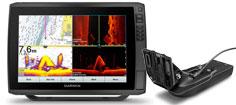 Garmin echoMAP Ultra 122sv med GT54UHD-TM