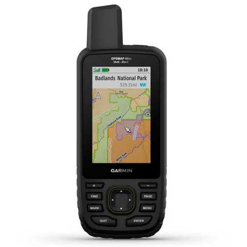 Garmin GPSmap 66sr med TopoActive kort