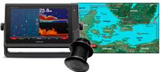 Garmin GPSmap 922xs med HXEU021R og P319