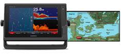Garmin GPSmap 922xs med G3 søkortkort