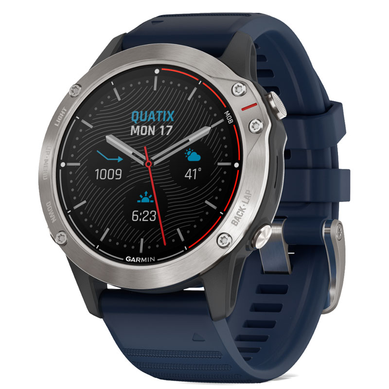 Garmin Quatix 6, 47mm.