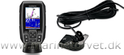 Garmin STRIKER 4 inkl. hæktransducer