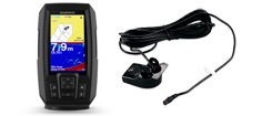 Garmin STRIKER Plus 4 inkl. hæktransducer