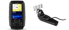 Garmin STRIKER Plus 4cv inkl. GT20-TM hæktransd.
