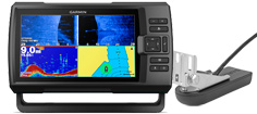 Garmin STRIKER Plus 9sv inkl. GT52HW-TM transducer