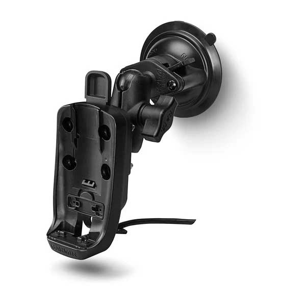 Garmin Sugekopmontering med strømforsyning (66i)