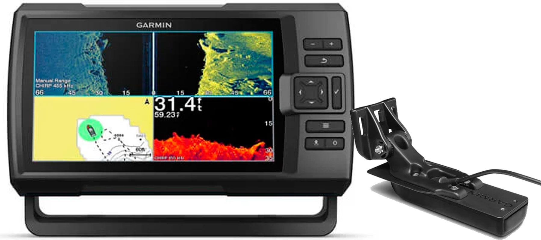 Garmin STRIKER Vivi 9sv inkl. GT52HW-TM transducer