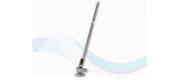 Glomex VHF 90 cm. antenne med vippebeslag