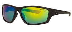 Greys G3 solbriller Matt Carbon/Green Mirror