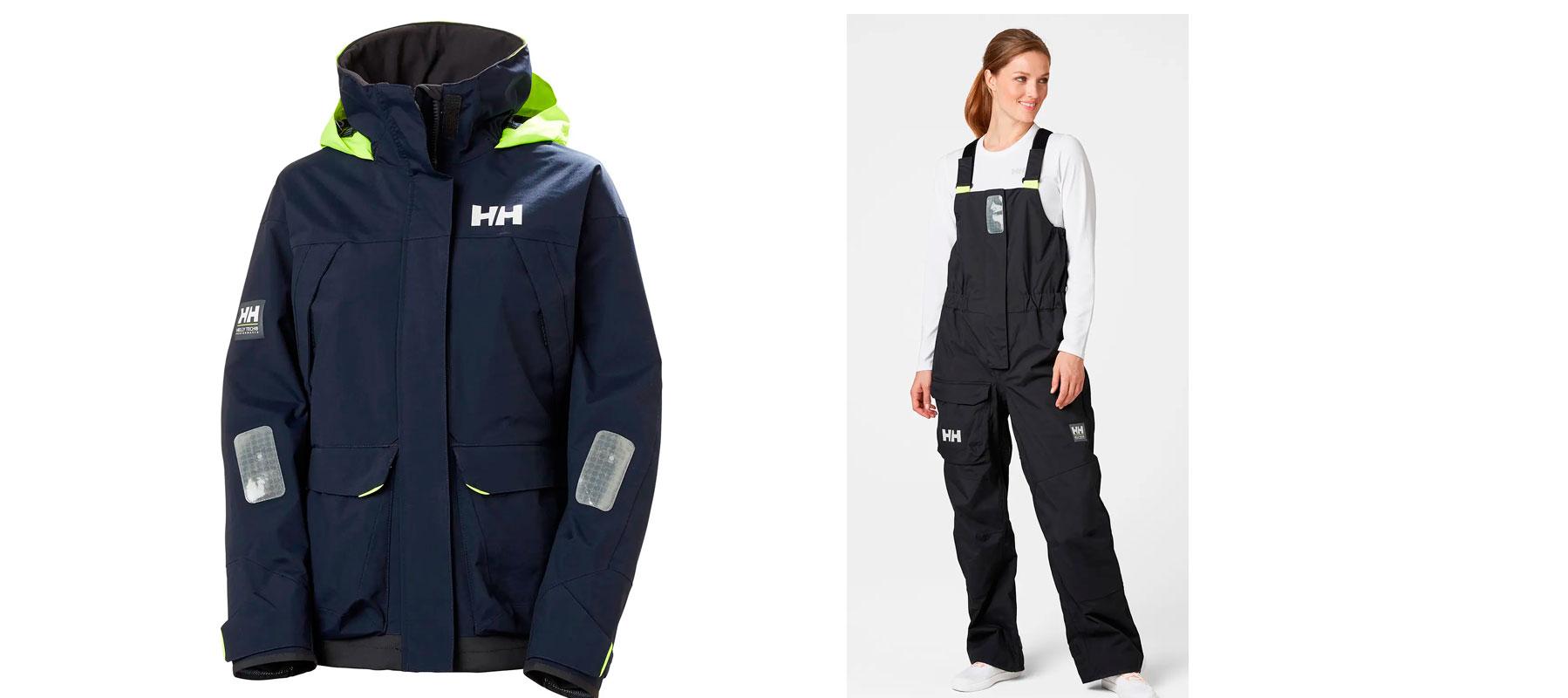 Helly Hansen PIER 34156 Dame Blå SÆT str. XS