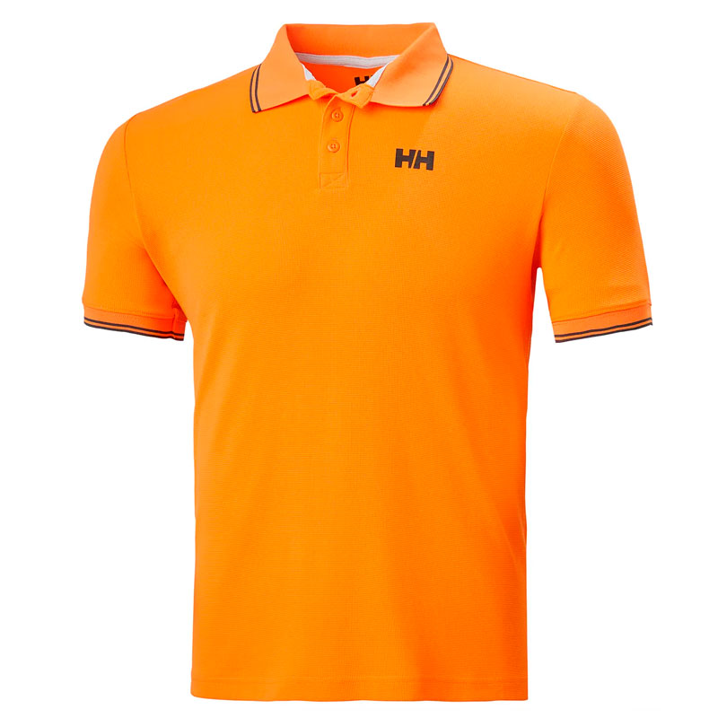 Helly Hansen KOS Polo papaya str. M