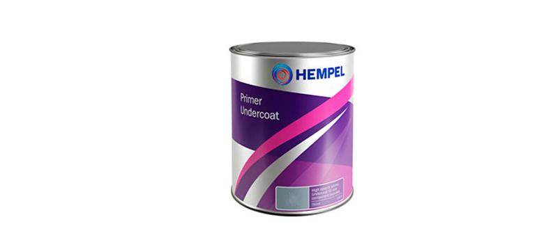 Hempel Undercoat (Alkyd) Primer 0,75 liter Grå