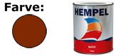 Hempel Basic/Classic 750 ml. rødbrun (Red Brown)