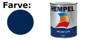 Hempel Brilliant Gloss 750ml. Colbalt Blue (34161)
