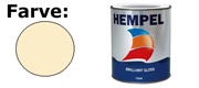 Hempel Brilliant Gloss 750ml. Cream (21401)