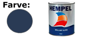 Hempel Brilliant Gloss 750ml Flag Blue (35141)