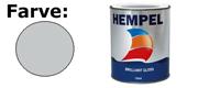Hempel Brilliant Gloss 750ml. Pale Grey (12011)