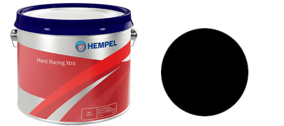 Hempel Hard Racing Xtra 2,5 L. Sort