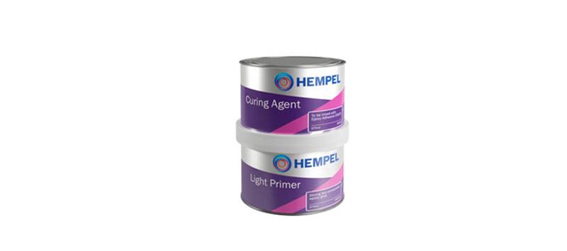 Hempel Light Primer 325 ml. hvid