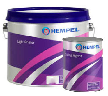 Hempel Light Primer 2,25 liter grå