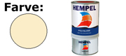 Hempel Polygloss 750ml. Cream (21401)