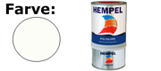 Hempel Polygloss 750ml. Pure White (10231)