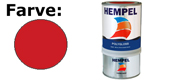 Hempel Polygloss 750ml. Radiant Red (54121)