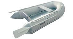 Hercules Pro luksus gummibåd 230 cm